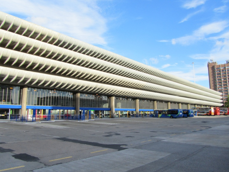 Preston Bus Station and Car Park. By I Like [CC BY-NC-ND 2.0] via flickr
