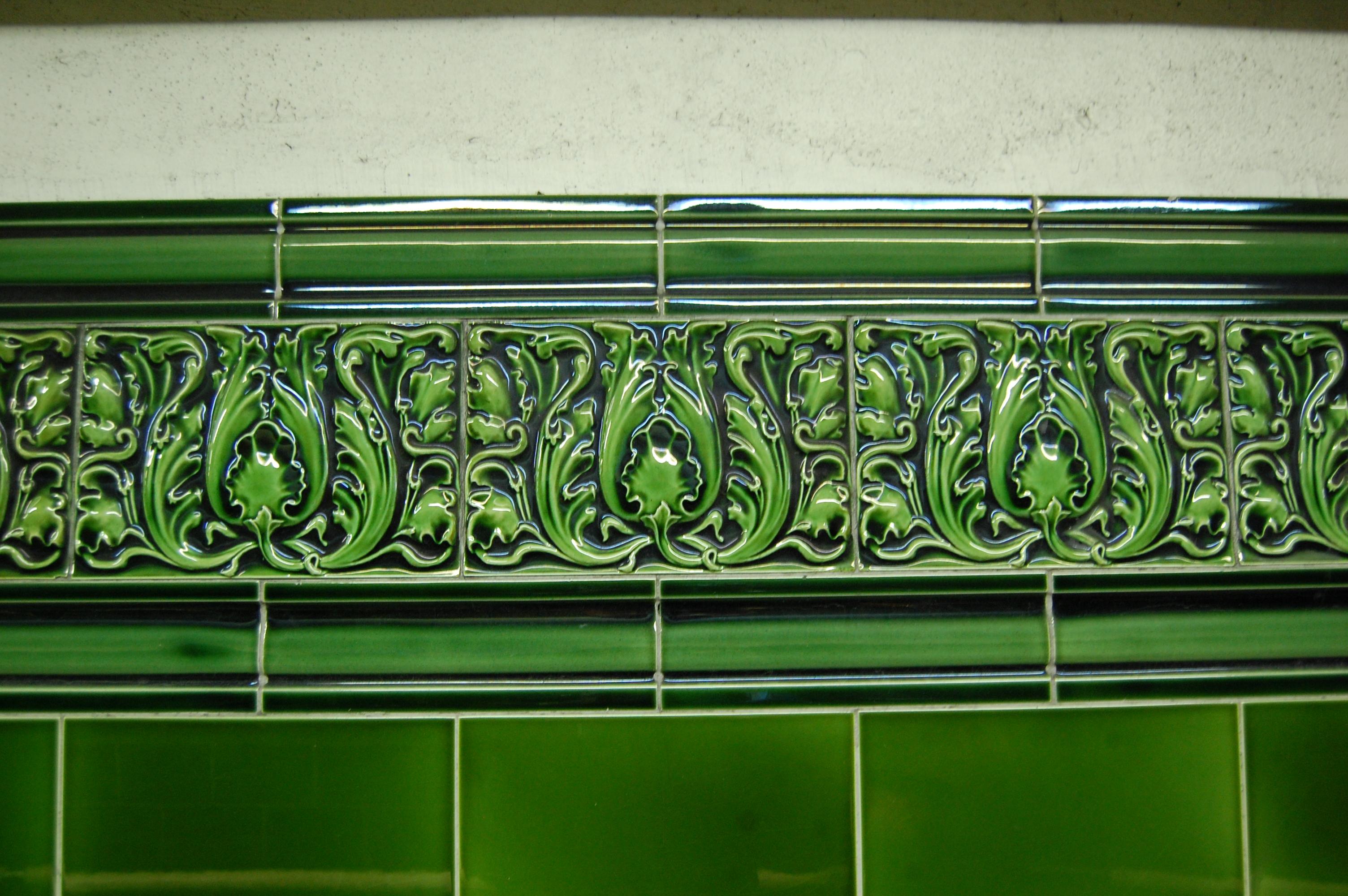 The Green Agenda Leslie Green Underground Stations