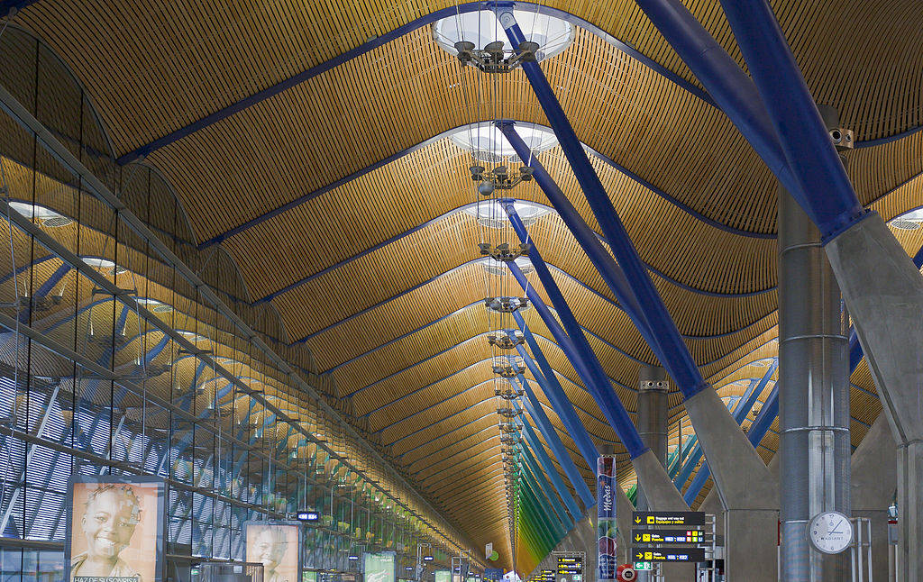 Fly me to the swoon madrid barajas airport terminal 4 - Terminal ejecutiva barajas ...