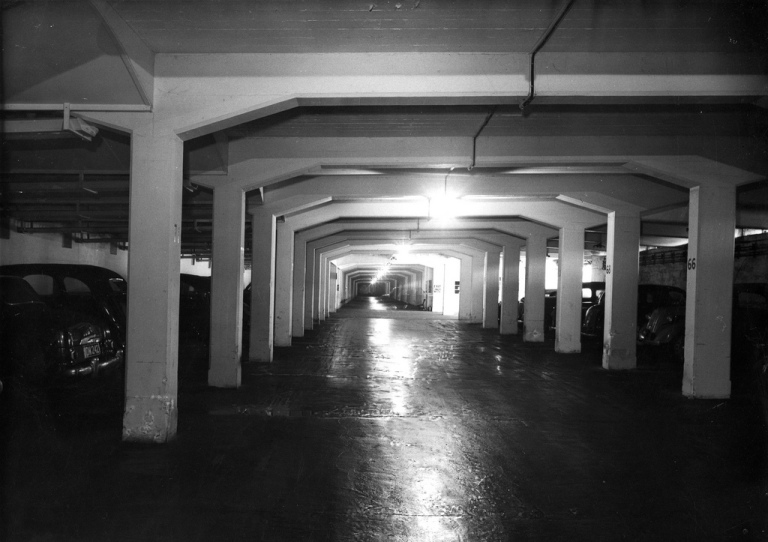 Carlisle Parade underground car park. By [CC By-NC-ND 2.0] via this flickr page