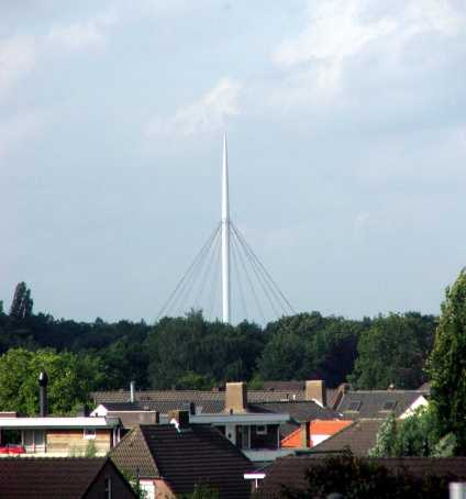 http://commons.wikimedia.org/wiki/File:Hovenring_1_Eindhoven.jpg
