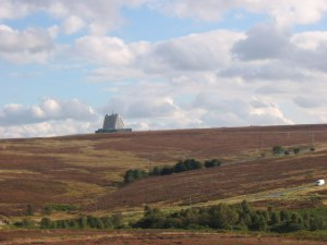R.A.F. Fylingdales. David Seale [CC BY-SA 2.0], via Wikimedia Commons