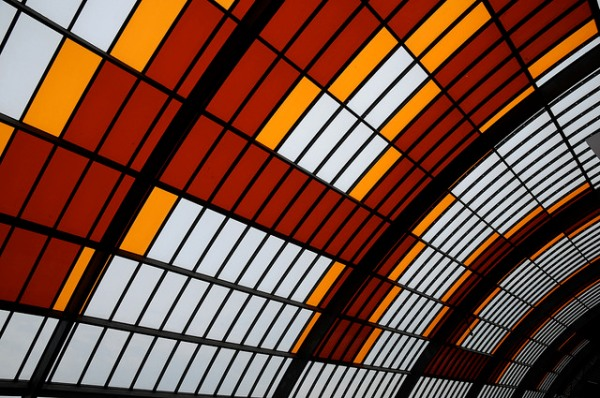 Amsterdam Centraal Busstation. Photo by Floris van Halm [CC BY 2.0] via this flickr page