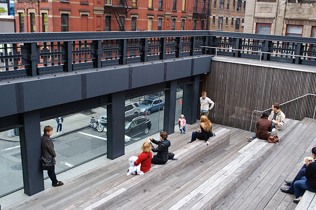 By InSapphoWeTrust from Los Angeles, California, USA (High Line Park) [CC BY-SA 2.0], via Wikimedia Commons