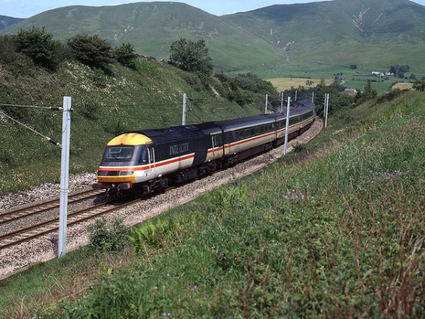 Buffer-fitted InterCity 125. © Copyright TheTurfBurner and licensed for reuse under this Creative Commons Licence