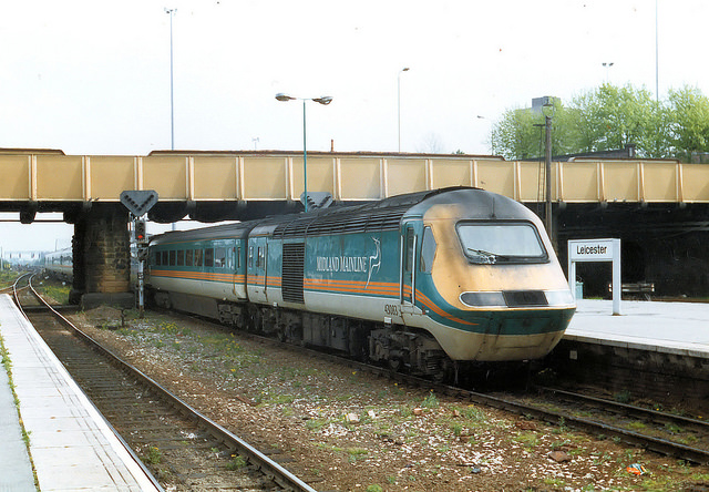 HST at Leicester, 1999. Photo by Roger Marks [CC BY-NC-ND 2.0] via this flickr page