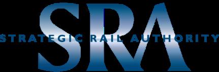 Strategic Rail Authority logo. via this Wikipedia page