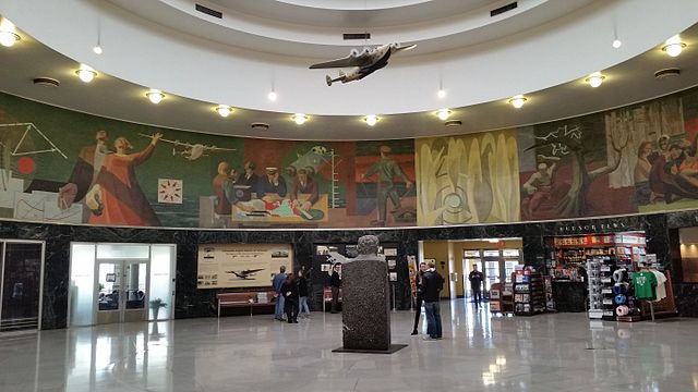 Inside the marine air terminal laguardia airport photo by viferr81 own work cc by sa 4 0 via wikimedia commons
